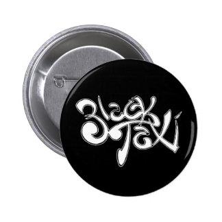 Black Taxi Logo Button