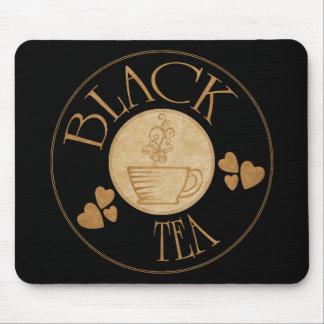 Black Tea Mousepad