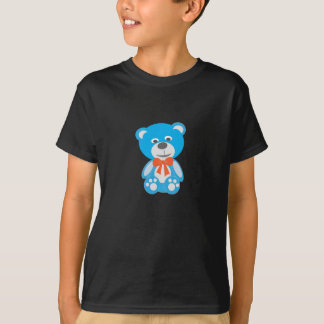 black teddy bear shirt