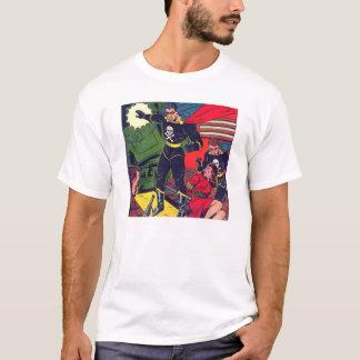 Black Terror Comic Tshirt