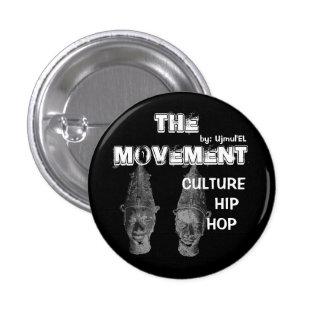 (black) The Movement round button