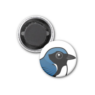 Black-throated Blue Warbler Magnet