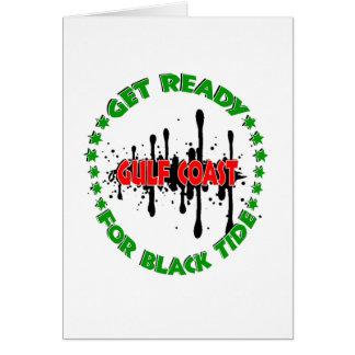 BLACK TIDE CARD