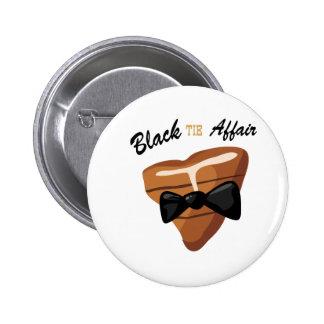 Black Tie Affair Buttons