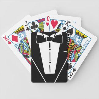 Black Tie Affair Playing Cards