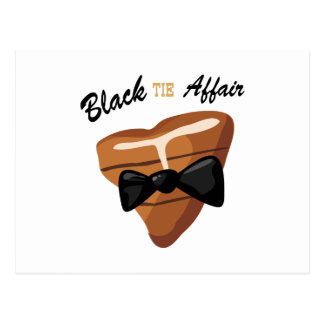 Black Tie Affair Post Cards