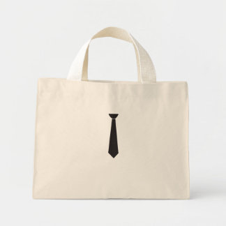 Black Tie Bag