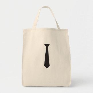 Black Tie Tote Bag