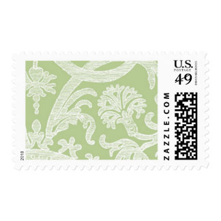 Black Tied D by Ceci New York Postage Stamps