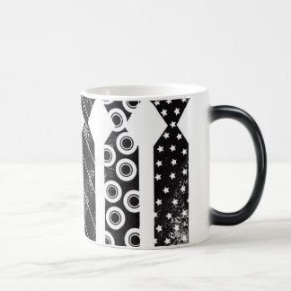 Black Ties Magic Mug