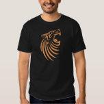 Black Tiger T Shirt | Cool Black Tiger T Shirt