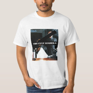 Black-Tokyo THE CULT LEADER/S T Shirts