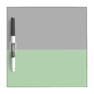 black top green bottom DIY custom background Dry-Erase Board
