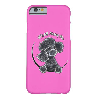 Black Toy Poodle IAAM Barely There iPhone 6 Case