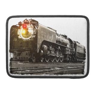 Black Train 8444 MacBook Pro Sleeves