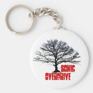 Black_Tree, Sonic, Overdrive Keychain