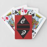 Black Triangles Card Decks