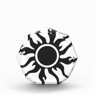 Black Tribal Sun Award