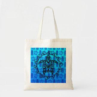 Black Tribal Turtle Bags