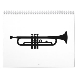 Black Trumpet Calendar