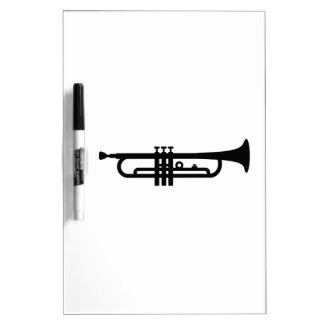 Black Trumpet Dry-Erase Whiteboards