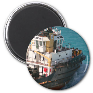 Black Tug magnet