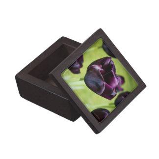 Black Tulip Premium Trinket Box
