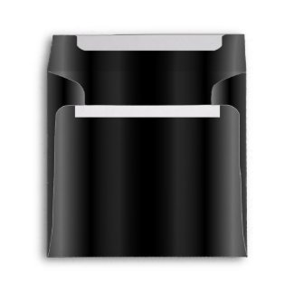 Black Tuxedo Bow Envelopes envelope