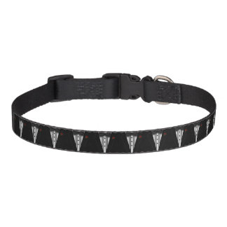 Black Tuxedo with Bow Tie Pet Collar
