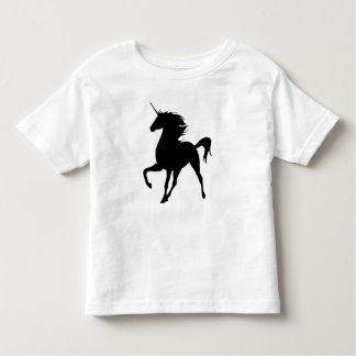 Black Unicorn Silhouette Shirt