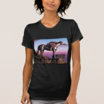 Black Unicorn T Shirt