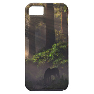 Black Unicorn Tough Case (iPhone 5)