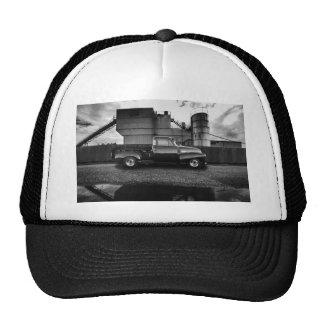 Black Utility Vehicle Hat/Cap