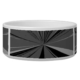 Black Vanishing Point Bowl