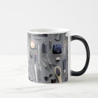 Black Vanity Table Magic Mug