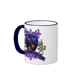 Black Veil Crest Mug