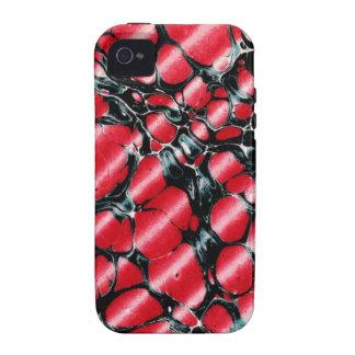 Black Veins iphone 4 case