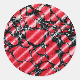Black Veins sticker