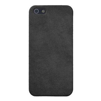 Black Velvet Cover For iPhone SE/5/5s