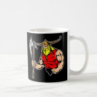 Black Viking Mugs