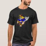 Black Viking Praying T-Shirt