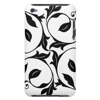 Black Vines iPod Touch 4 Case-Mate iPod Touch Case