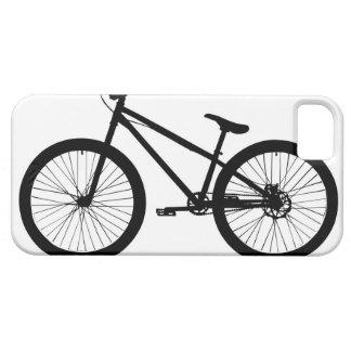 Black Vintage Bicycle Simple Case iPhone 5 Cover