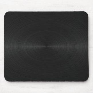 Black Vinyl Mousepad