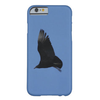 Black Vulture, iPhone 6, Slim Barely There iPhone 6 Case