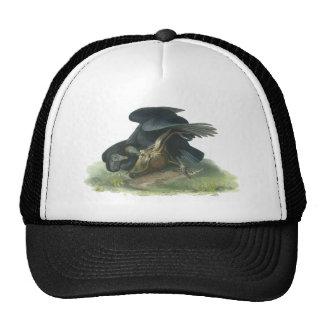 Black Vulture, John Audubon Trucker Hat