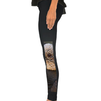 black vulture legging tights