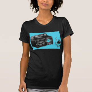 Black Washer and Dryer Shirt