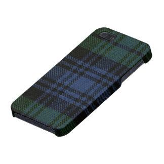 Black Watch Ancient iPhone 5/5S Case