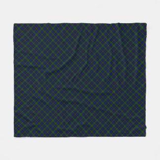 Black Watch Fleece Blanket